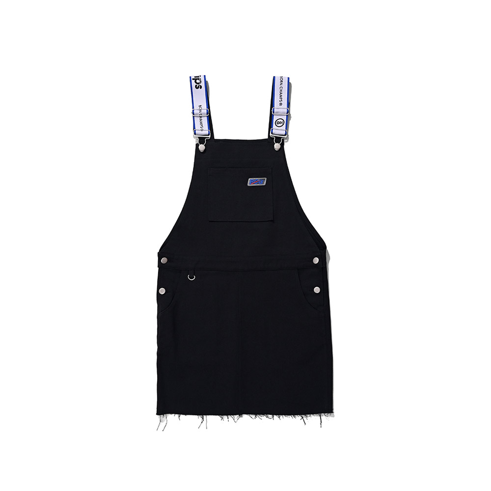 [BORNCHAMPS] BCG OVERALLS CESBGTS08BK